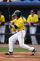 March 21, 2010:  Pat Biondi (26) of the Michigan Wolverines at bat during a game at Tradition Field in St. Lucie, FL.  Photo By Mike Janes/Four Seam Images