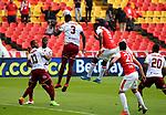 Independiente Santa Fe venció 3-0 a Deportes Tolima. Fecha 18 Liga Águila II-2018.