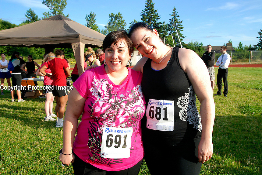 4K Moon Run/Walk Photos by Kathy Strauss