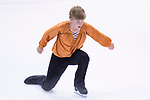 Dylan Chartres of Australia competes in Basic Novice Subgroup B Boys Free Skating during the Asian Open Figure Skating Trophy 2017 on August 02, 2017 in Hong Kong, China. Photo by Marcio Rodrigo Machado / Power Sport Images