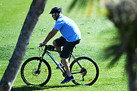 1st April 2020, Kohi Beach, Auckland, New Zealand;  Bike riding at Madills Farm during the lockdown due to Covid-19. Kohimarama, Auckland, New Zealand on Wednesday 1 April 2020.