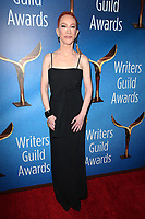 BEVERLY HILLS, CA - FEBRUARY 11:  Kathy Griffin at the 2018 Writers Guild Awards L.A. Ceremony at The Beverly Hilton Hotel on February 11, 2018 in Beverly Hills, California. <br /> CAP/MPI/FS<br /> &copy;FS/MPI/Capital Pictures