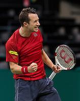 13-02-14, Netherlands,Rotterdam,Ahoy, ABNAMROWTT, Philipp Kohlschreiber(DUI) <br /> Photo:Tennisimages/Henk Koster