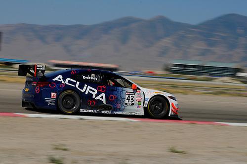 11-14 August, 2016, Tooele, Utah, USA<br /> #43 Ryan Eversley, Acura TLX-GT<br /> © 2016, Jay Bonvouloir, ESCP