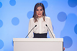 20150112 Queen Letizia at Telefonica Awards