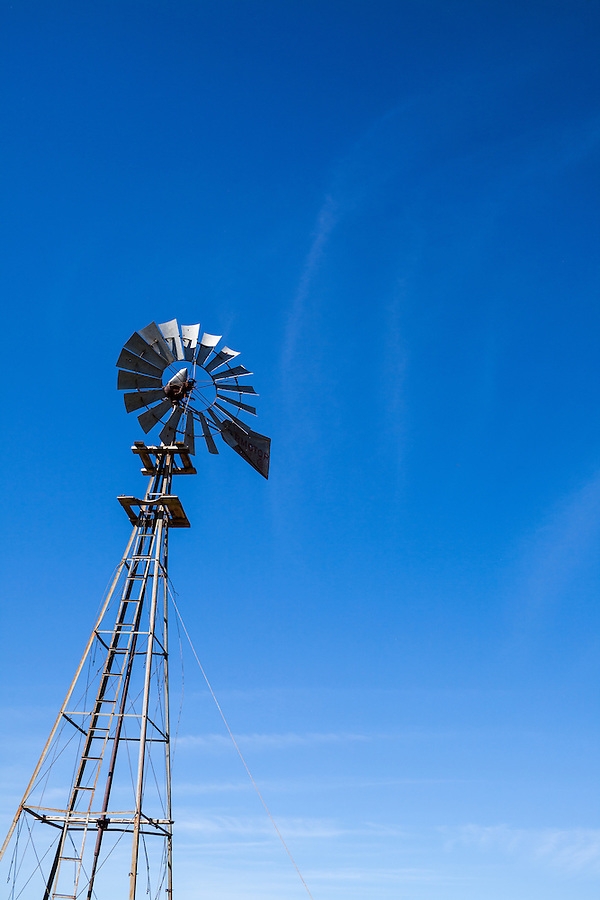 Aermotor has provided windmills to pump water for over 100 years.