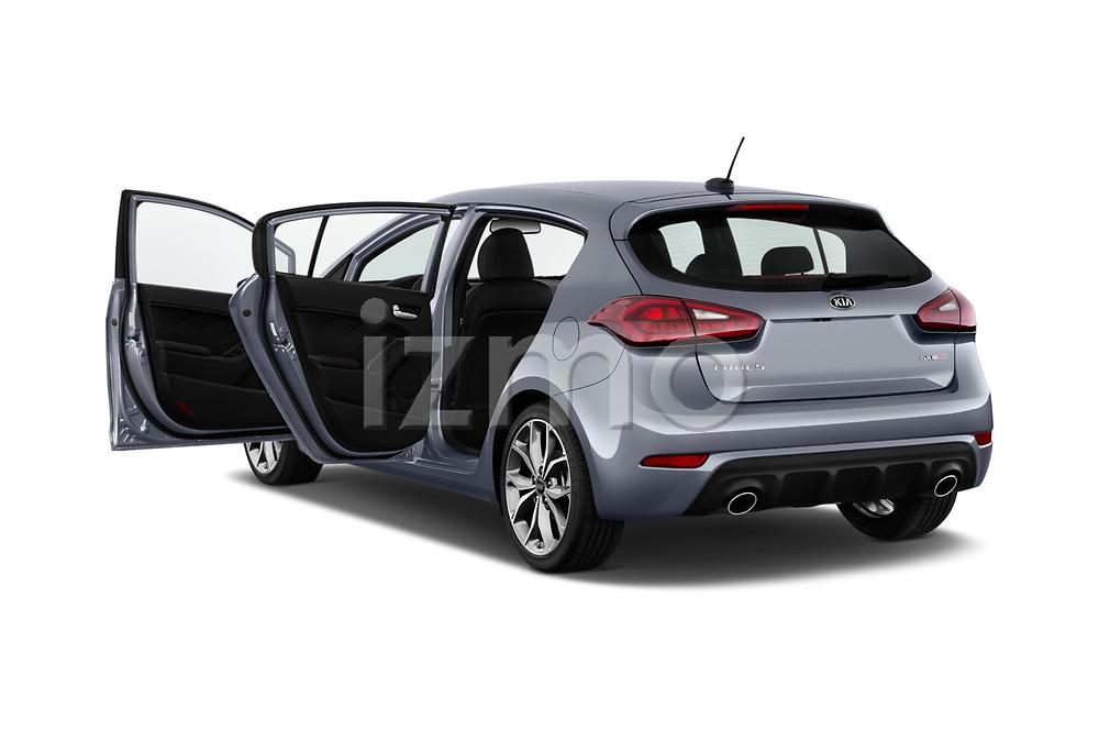 Car images of 2018 KIA Forte5 SX 5 Door Hatchback Doors