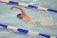 Picture by Richard Blaxall/SWpix.com - 14/04/2018 - Swimming - EFDS National Junior Para Swimming Champs - The Quays, Southampton, England - Ryan Potter of Blackpool in action during the Mens Open 100m Freestyle