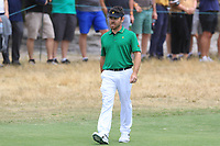 Louis Oosthuizen (International) on the 10th fairway during the Second Round - Foursomes of the Presidents Cup 2019, Royal Melbourne Golf Club, Melbourne, Victoria, Australia. 13/12/2019.<br /> Picture Thos Caffrey / Golffile.ie<br /> <br /> All photo usage must carry mandatory copyright credit (© Golffile | Thos Caffrey)