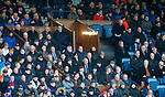 16.03.2019 Rangers v Kilmarnock: Rangers directors box