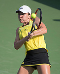 Simona Halep (ROU) defeated Sloane Stephens (USA) 6-2, 6-1