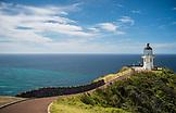 NEW ZEALAND, Northland, Cape Reinga Lighthouse, Ben M Thomas