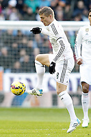 Real Madrid's Toni Kroos during La Liga match.January 31,2015. (ALTERPHOTOS/Acero) /NortePhoto<br /> /NortePhoto.com