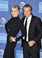 PALM SPRINGS, CA - JANUARY 03: Eileen Davidson (L) and Vincent Van Patten attend the 30th Annual Palm Springs International Film Festival Film Awards Gala at Palm Springs Convention Center on January 3, 2019 in Palm Springs, California.<br /> CAP/ROT/TM<br /> ©TM/ROT/Capital Pictures