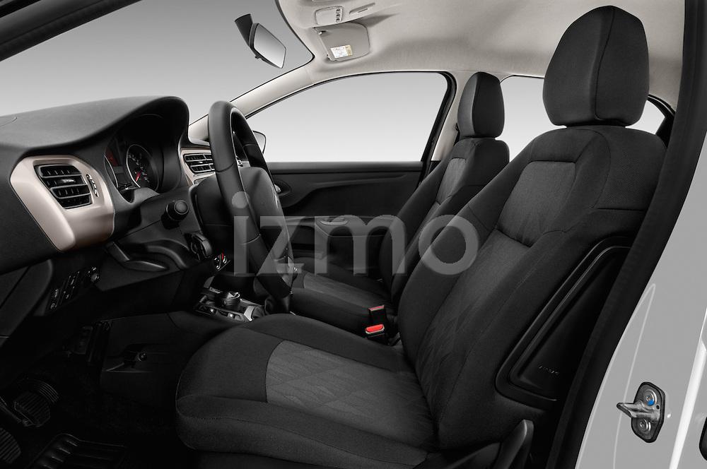 Front seat view of 2016 Citroen C-Elysee Confort 4 Door Sedan Front Seat  car photos