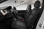 Front seat view of 2016 Citroen C-Elysee Confort 4 Door Sedan Front Seat  car photos