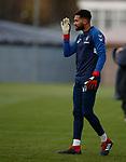 26.10.18 Rangers training: Wes Foderingham