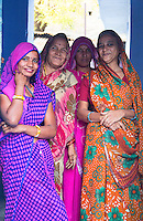Beautiful Women of Sambhar, Rajasthan