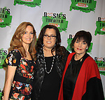 Linda Dano with All My Children Rosie O'Donnell and wife Michelle Rounds host her Annual BUILDING DREAMS FOR KIDS GALA on October 15, 2012 at the New York Marriott Marquis. The event raised $850.000. An online auction still going on. Rosie's Theater Kids is an arts education organization dedicated to enrighing the lives of children through the art.   (Photo by Sue Coflin/Max Photos)