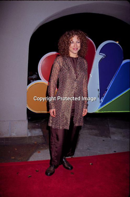 "©KATHY HUTCHINS/HUCTHINS.1/17/98 "" NBC TV PRESS TOUR "".ALEX KINGSTON"