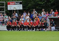VOETBAL: DE KNIPE: 16-07-2013, Oefenwedstrijd SC Heerenveen - Leuven, Einduitslag 2-1, ©foto Martin de Jong