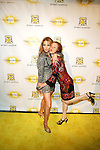 "Cat Greenleaf and Guest Attend te Tenth Annual Project Sunshine Benefit, ""Ten Years of Evenings Filled with Sunshine"" honoring Dionne Warwick, Music Legend and Humanitarian Presented by Clive Davis Held At Cipriani 42nd street"