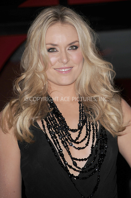 WWW.ACEPIXS.COM . . . . . .November 8, 2010...New York City... Lindsey Vonn attends  Glamour Magazine`s 20th Annual 2010 Women of the Year Awards  at Carnegie Hall  on November 8, 2010 in New York City....Please byline: KRISTIN CALLAHAN - ACEPIXS.COM.. . . . . . ..Ace Pictures, Inc: ..tel: (212) 243 8787 or (646) 769 0430..e-mail: info@acepixs.com..web: http://www.acepixs.com .