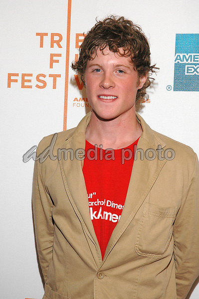 """26 April 2005 - New York, New York - Ashton Holmes attends the premiere of the new film, """"Slingshot"""",  at the Tribeca Film Festival in downtown Manhattan.  Photo Credit: Patti Ouderkirk/AdMedia"""