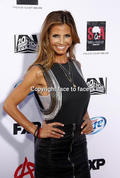 "Charisma Carpenter at the FX's Season 6 Premiere Screening of ""Sons Of Anarchy"" held at the Dolby Theatre in Hollywood on September 7, 2013 in Los Angeles, California. Credit: PopularImages/face to face"