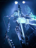 Machine Head at the House of Blues in New Orleans, LA.