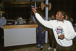 Man Playing Darts At Nkopola Lodge