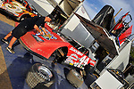 Feb 11, 2009; 4:08:20 PM; Barberville, FL, USA; UMP DIRTcar Racing Series for the 38th Annual ALLTEL DIRTcar Nationals by UNOH at Volusia Speedway Park.  Mandatory Credit: (thesportswire.net)