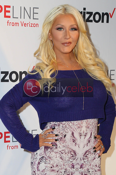 Christina Aguilera<br /> Joins HopeLine Program to Raise Awareness About Domestic Violence, The London, West Hollywood, CA 11-12-15<br /> David Edwards/DailyCeleb.Com 818-249-4998