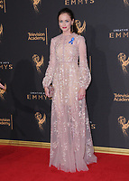 10 September  2017 - Los Angeles, California - Alexis Bidel. 2017 Creative Arts Emmys - Arrivals held at Microsoft Theatre L.A. Live in Los Angeles. <br /> CAP/ADM/BT<br /> &copy;BT/ADM/Capital Pictures