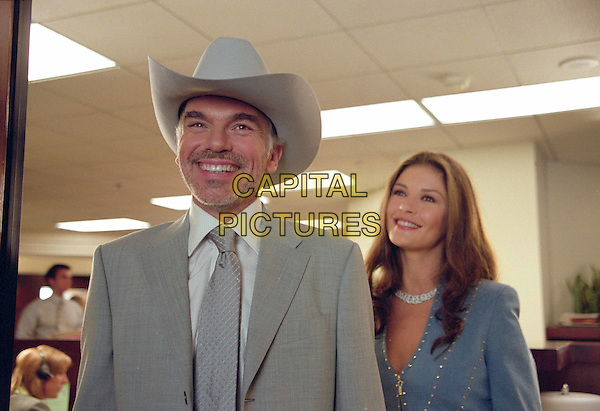 BILLY BOB THORNTON & CATHERINE ZETA-JONES.in Intolerable Cruelty.Filmstill - Editorial Use Only.Ref: FB.www.capitalpictures.com.sales@capitalpictures.com.Supplied by Capital Pictures