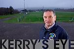 Dromid Pearses GAA club Chairman Micheál Ó Síocháin
