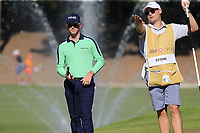 Brandon Stone (RSA) on the 17th green during Friday's Round 2 of the 2018 Turkish Airlines Open hosted by Regnum Carya Golf &amp; Spa Resort, Antalya, Turkey. 2nd November 2018.<br /> Picture: Eoin Clarke | Golffile<br /> <br /> <br /> All photos usage must carry mandatory copyright credit (&copy; Golffile | Eoin Clarke)
