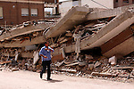 Earthquake in Lorca, Spain