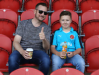 Fans look forward to the match<br /> <br /> Photographer Stephen White/CameraSport<br /> <br /> The EFL Sky Bet League One - Fleetwood Town v AFC Wimbledon - Saturday 4th August 2018 - Highbury Stadium - Fleetwood<br /> <br /> World Copyright &copy; 2018 CameraSport. All rights reserved. 43 Linden Ave. Countesthorpe. Leicester. England. LE8 5PG - Tel: +44 (0) 116 277 4147 - admin@camerasport.com - www.camerasport.comFans make their way to the Highbury Stadium<br /> <br /> Photographer Stephen White/CameraSport<br /> <br /> The EFL Sky Bet League One - Fleetwood Town v AFC Wimbledon - Saturday 4th August 2018 - Highbury Stadium - Fleetwood<br /> <br /> World Copyright &copy; 2018 CameraSport. All rights reserved. 43 Linden Ave. Countesthorpe. Leicester. England. LE8 5PG - Tel: +44 (0) 116 277 4147 - admin@camerasport.com - www.camerasport.com<br /> <br /> Photographer Stephen White/CameraSport<br /> <br /> The EFL Sky Bet League One - Fleetwood Town v AFC Wimbledon - Saturday 4th August 2018 - Highbury Stadium - Fleetwood<br /> <br /> World Copyright &copy; 2018 CameraSport. All rights reserved. 43 Linden Ave. Countesthorpe. Leicester. England. LE8 5PG - Tel: +44 (0) 116 277 4147 - admin@camerasport.com - www.camerasport.com