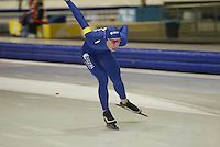 SCHAATSEN: HEERENVEEN: IJsstadion Thialf, 13-03-2004, VikingRace, Boris Kusmirak (NED), ©foto Martin de Jong