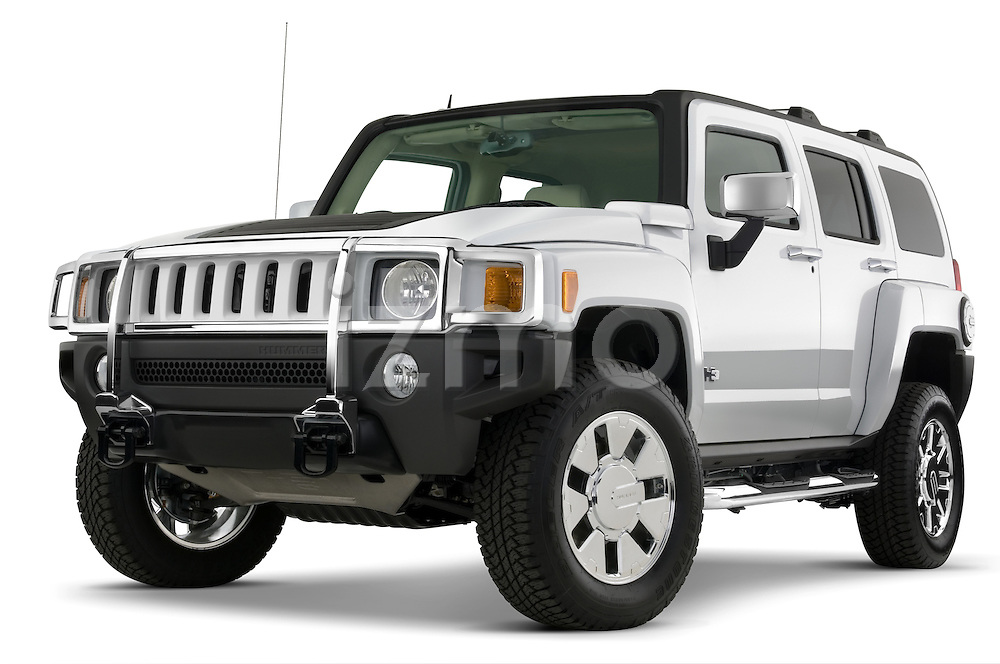 2007 Hummer H3 SUV H3X Model