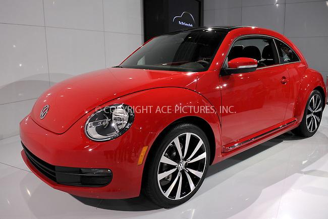 WWW.ACEPIXS.COM . . . . . .April 18, 2011...New York City...The U.S. reveal of the 21st Century Volkswagen Beetle at Warehouse at Pier 36 on April 18, 2011 in New York City....Please byline: KRISTIN CALLAHAN - ACEPIXS.COM.. . . . . . ..Ace Pictures, Inc: ..tel: (212) 243 8787 or (646) 769 0430..e-mail: info@acepixs.com..web: http://www.acepixs.com .