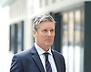 Andrew Marr Show <br /> at the BBC, Broadcasting House, London, Great Britain <br /> 3rd September 2017 <br /> <br /> <br /> Sir Keir Starmer, KCB, PC, QC Labour Member of Parliament for Holborn and St Pancras and Shadow Secretary of State for Exiting the European Union departs the Andrew Marr Show. <br /> <br /> Photograph by Elliott Franks <br /> Image licensed to Elliott Franks Photography Services