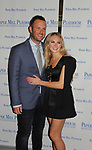"Guiding Light's Laura Bell Bundy stars in The Honeymooners as ""Trixie "" Norton"" and on October 8, 2017 was opening night at the Paper Mill Playhouse in Millburn, NJ. Her husband (newly married in June 2017) to Thom Hinkle attended. After opening night and curtan call, Laura posed with the original ""Alice Kramden"" - Joyce Randolph. (Photo by Sue Coflin/Max Photos)"