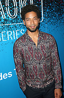 07 August 2017 - West Hollywood, California - Jussie Smollett. 'Carpool Karaoke: The Series' On Apple Music Launch Party held at Chateau Marmont. <br /> CAP/ADM/FS<br /> &copy;FS/ADM/Capital Pictures