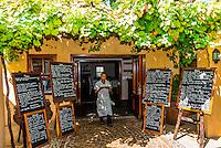 Terroir Restaurant, Kleine Zalze Wines, Stellenbosch, Cape Winelands, South Africa.