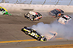 Feb 7, 2009; 5:12:11 PM; Daytona Beach, FL, USA; ARCA Remax Series Event 1 for the Lucas Oil Slick Mist 200 at Daytona International Speedway.  Mandatory Credit: (thesportswire.net)