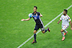 Maya Yoshida (JPN), <br /> SEPTEMBER 1, 2016 - Football / Soccer : <br /> FIFA World Cup Russia 2018 Asian Qualifier <br /> Final Round Group B <br /> between Japan 1-2 United Arab Emirates <br /> at Saitama Stadium 2002, Saitama, Japan. <br /> (Photo by YUTAKA/AFLO SPORT)