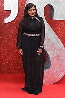 "Mindy Kaling<br /> arriving for the ""Ocean's 8"" European premiere at the Cineworld Leicester Square, London<br /> <br /> ©Ash Knotek  D3408  13/06/2018"
