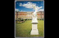 Hampton Court (Built circa 1514) - London
